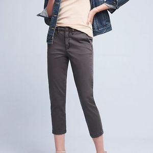 Anthropologie Chino Slim